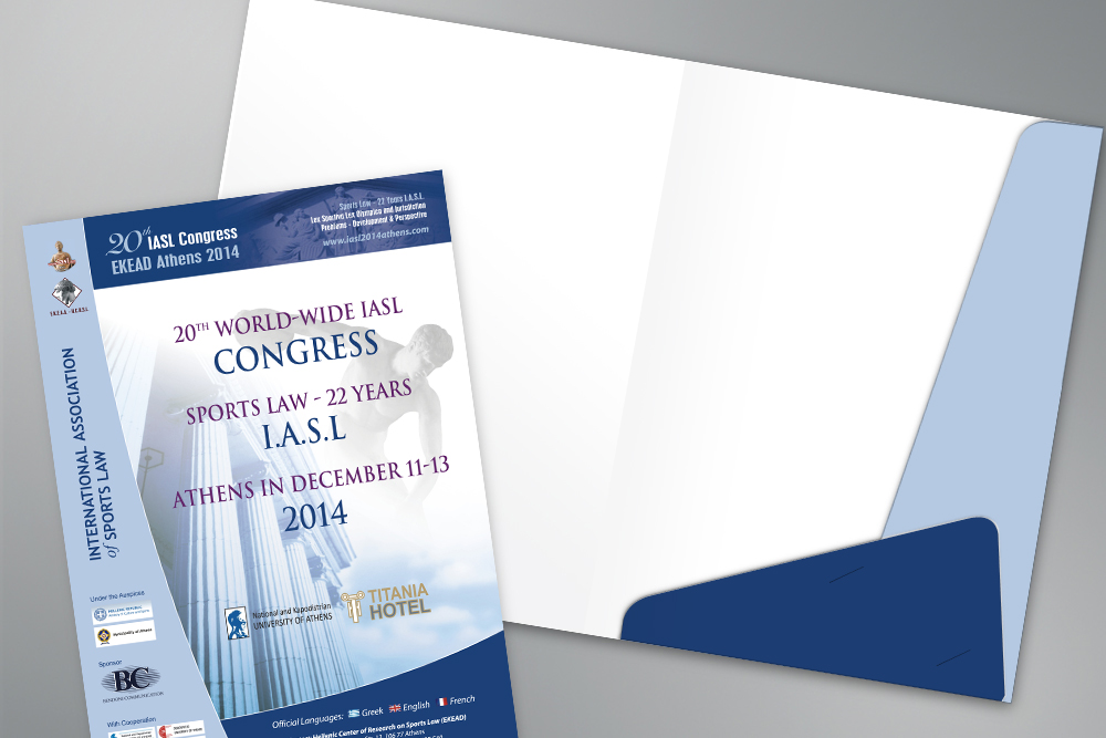 20th iasl congress folder02