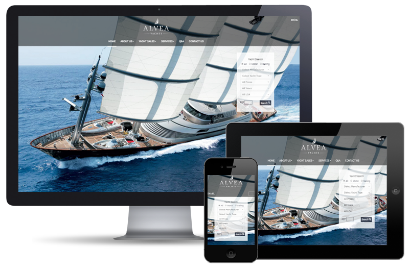 alveayachts screen