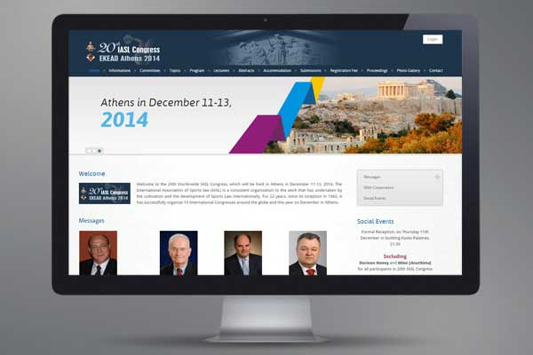 20th Iasl Congress Athens 2014